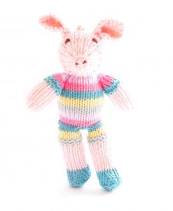 Organic Island Toddler Pig - Jumpsuit ตุ๊กตาหมู ชุดจั๊มสูท